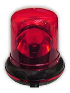 Magnetic Revolving Red Emergency 12v Signal Light