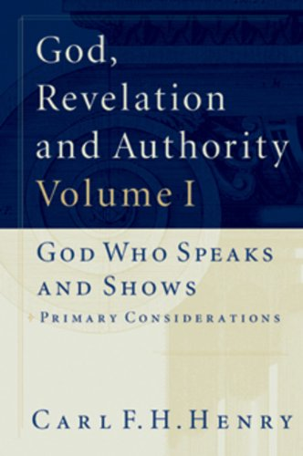 Image of God, Revelation and Authority (6 Volume Set)
