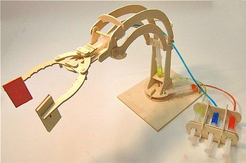 Robotic Arm Construction Robotic Arm Toys Games