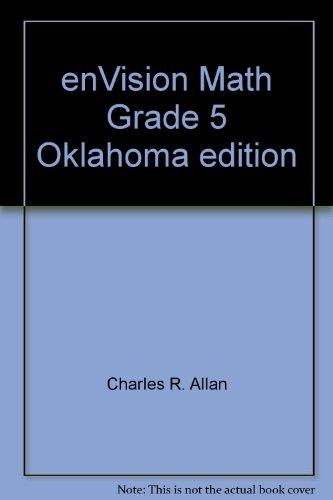 enVision Math Grade 5 Oklahoma edition