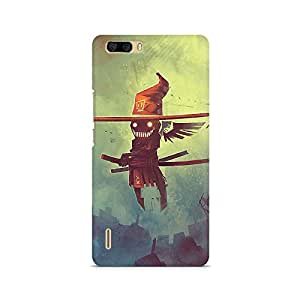 Mobicture Psychedelic Painting Premium Printed Case For Coolpad Note 3 Lite