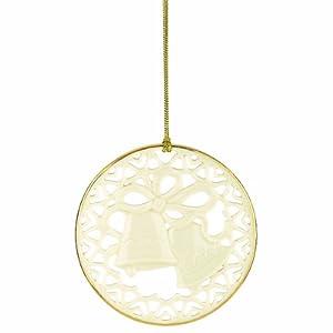 Lenox Pierced Jingle Bells Ornament