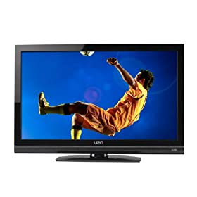 VIZIO E371VA 37-Inch Full HD 1080P 120 Hz LCD HDTV, Black