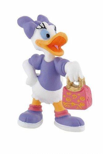 Disney Daisy Duck with Bag Figurine by Bullyland