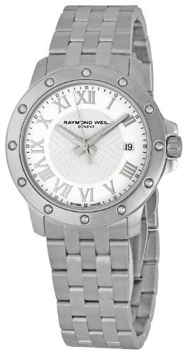 Raymond Weil Tango 5599-ST-00308 Silver Steel Bracelet & Case Men's Watch