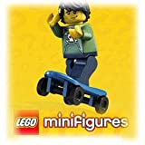LEGO Collectable Minifigures: Skater Minifigure (Series 1) (Bagged)