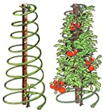 Tomato Cage- Set of THREE (3) resin cages-Resuable year after year