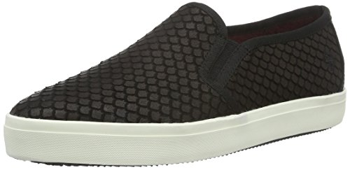 Marc O'PoloSneaker - Scarpe da Ginnastica Basse Donna , Nero (Nero (black 990)), 39