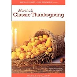 The Martha Stewart Holiday Collection - Martha's Classic Thanksgiving (DVD)