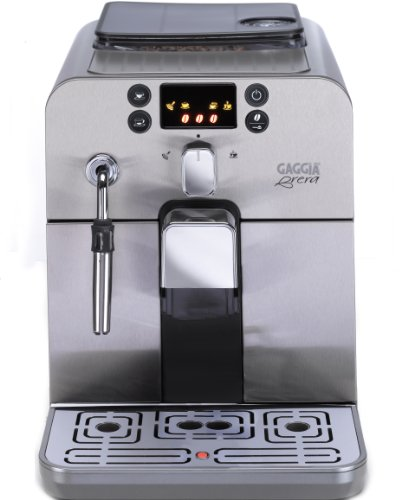 Gaggia Brera Fully Automatic Bean to Cup Espresso