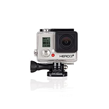 GoPro HERO3+ Silver Edition Video Camera