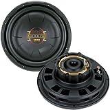 """Boss Audio-car Audio/video 10"""" Diablo Series Low Profile Subwoofer (d10f) -"""
