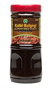 J1 Korean BBQ Sauce, Bulgogi & Kalbi, 40-Ounce Bottles (Pack of 3) from J1