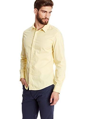 Dockers® Camisa Hombre Wellthread Clean Amarillo