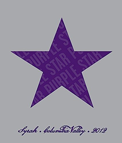 2012 Purple Star Columbia Valley Syrah 750 Ml