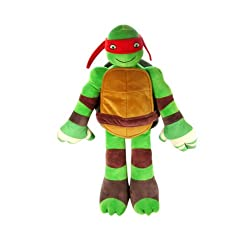 [Best price] Kids&#039 - Nickelodeon Teenage Mutant Ninja Turtles Pillowtime Pal Pillow, Raphael - toys-games