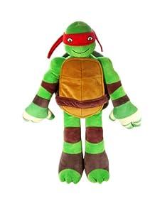 Nickelodeon Teenage Mutant Ninja Turtles Pillowtime Pal Pillow, Raphael