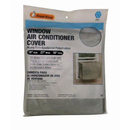Frost King AC2H Outside Window Air Conditioner Cover, 18 x 27 x 16-Inch (Air Conditioner Cover Outside compare prices)