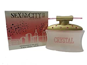 Sex In The City Love for Women, Eau De Parfum Spray 3.3 Ounces from Sex In The City