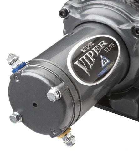 Viper-Elite-3500lb-ATV-Winch-Custom-Mount-for-Polaris-Sportsman-Most-Models-with-ORANGE-AmSteel-Blue-synthetic-rope