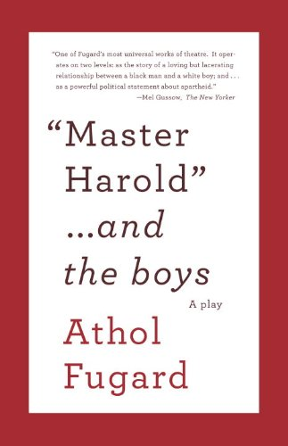 Master Harold and the Boys (Vintage International)