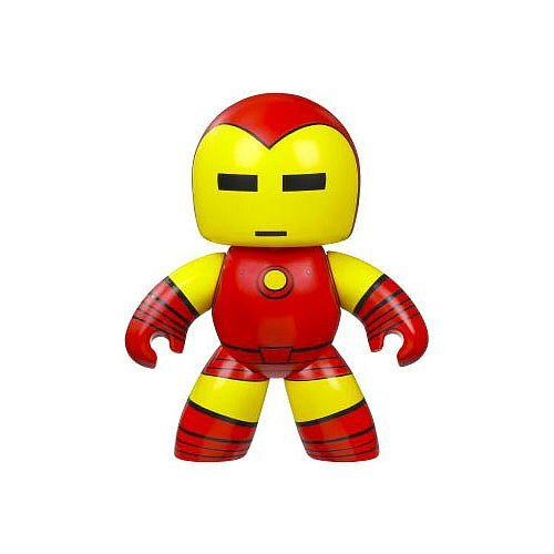 Marvel Legends Mighty Muggs Series 1 Figure Iron Man