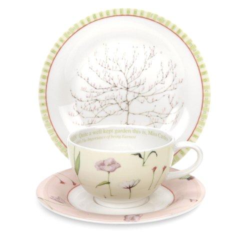 Portmeirion Up the Garden Path Teacup and Plate
