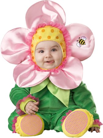 Baby Blossom Halloween Costume - (SMALL 6-12 Months) - 6013