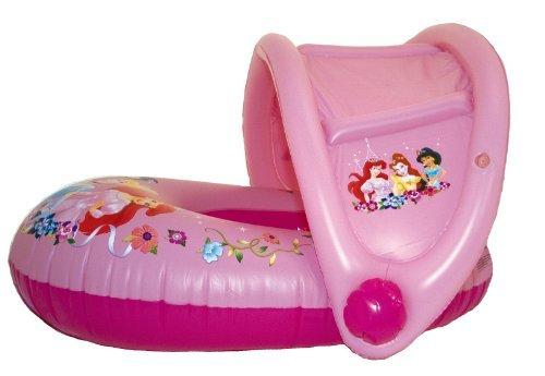 Swimways Sun Canopy Baby Float - Disney Princess Toy, Kids, Play, Children front-772317