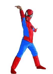 Déguisement Spiderman Classic En Coton Sur Cintre