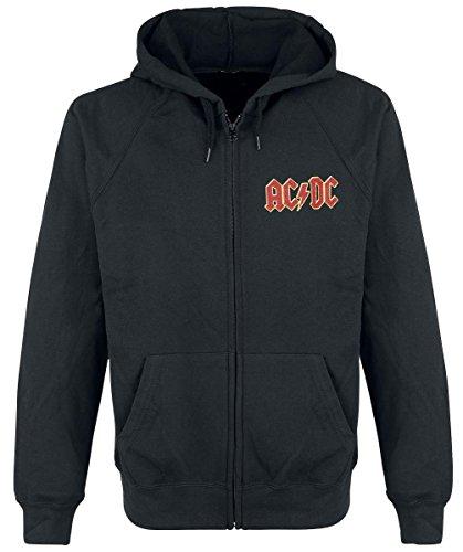 AC/DC Rock Or Bust Tour 2016 Felpa jogging nero XXL