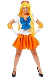 Sailor Moon Venus Sexy Adult Costume