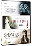 Classic Films Triple - A Night To Remember/The Red Shoes/Caesar and Cleopatra [Import anglais]