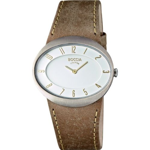 Ladies Boccia Titanium Watch B3165-01