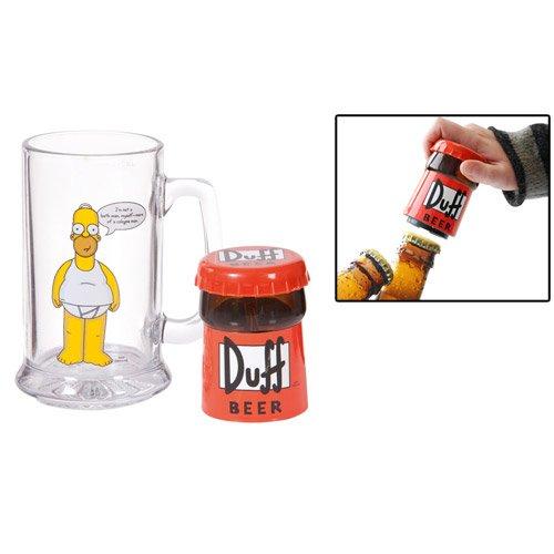 Simpsons - Glasses Beer (in 450 ml)