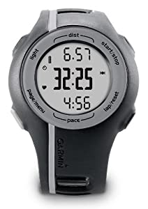 Garmin Forerunner 110 GPS Running Watch - Grey (discontinued by manufacturer)