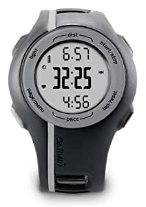 Garmin Forerunner 110  - Montre GPS de running - Noir/Gris
