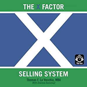 The X Factor Selling System Audiobook