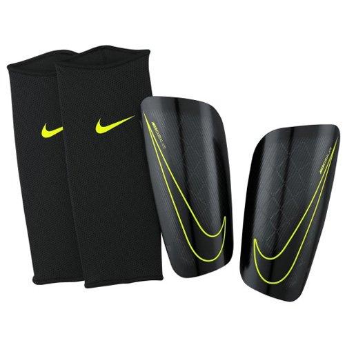 Nike MERCURIAL LITE - Parastinchi Unisex, Bianco, M