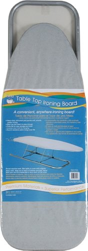 Dritz Collapsible Table Top Ironing Board