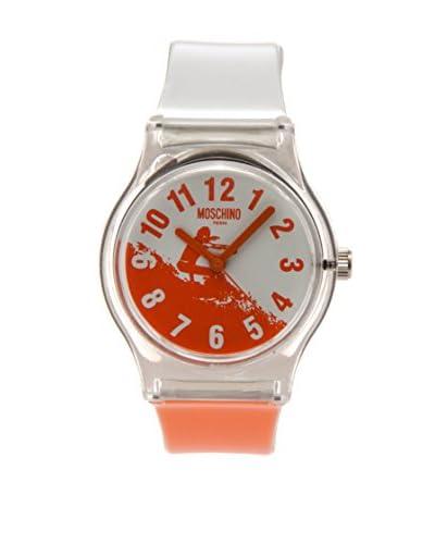 Moschino Teen Reloj Be Fashion! Blanco