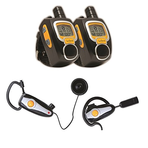 Lexibook - Kit de Espionaje, color negro / amarillo (TW100Z)