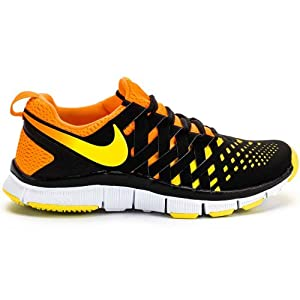 Nike Free Trainer 5.0 Nrg Mens 579813 Bright Citrus/Black/Volt Size 8.5