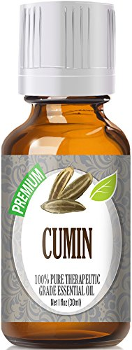 Cumin (30ml) 100% Pure, Best Therapeutic Grade Essential Oil - 30ml / 1 (oz) Ounces
