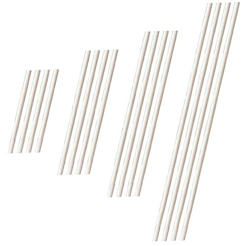 For Sale! Wilton 1912-1001 8-Inch Lollipop Sticks, 100 Pack