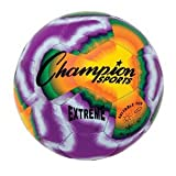 Champion Sports Extreme Tie Dye Soccer Ball