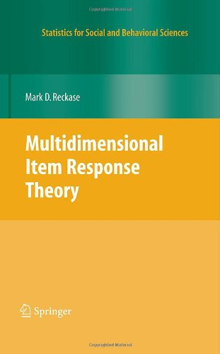 Multidimensional Item Response Theory (Statistics for...
