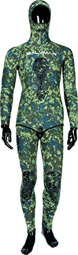 Salvimar N.A.T combinazione, N.A.T, multi-coloured - camouflage, 5,5 mm L/50-52