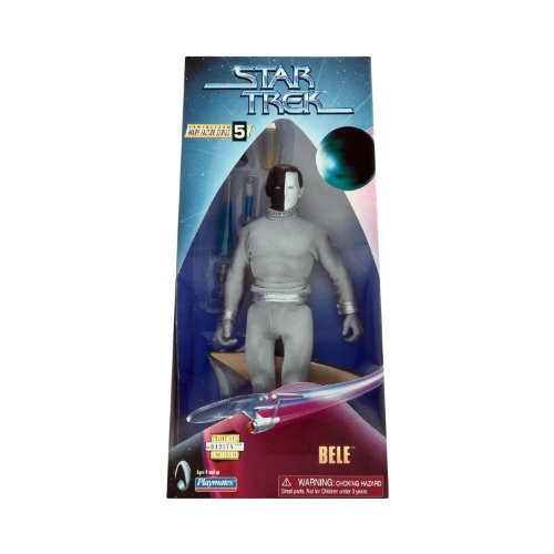 "Star Trek Bele the Cheron 9"" Action Figure"