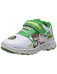 Ben 10 Boy's Synthetic Sports And Outdoor Shoes - 1 - 4 Years
